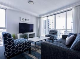 Apartment with Ocean Views, hotel near Gold Coast Turf Club, Gold Coast