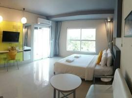 โรงแรมเอพลัส  โรงแรมในอุบลราชธานี