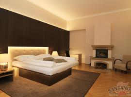 Hotel Santander, hôtel à Brno