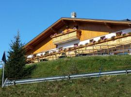 Belvedere Mountain Experience, hotel a Monno