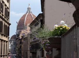 Hotel Balcony, hotel en Florencia