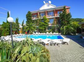 Гостиница у Моря, отель в Лоо