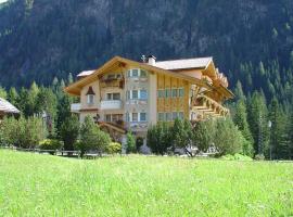 Alpenhotel Panorama, отель в Кампителло-ди-Фасса
