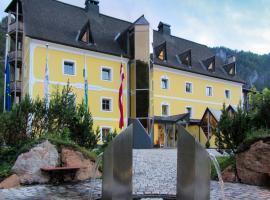 윌달펜에 위치한 호텔 Hotel Bergkristall Wildalpen