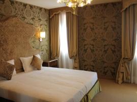 Hotel Casanova, budget hotel in Venice