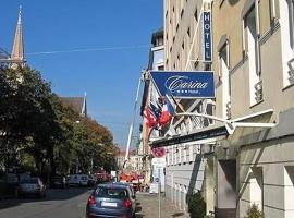 Hotel Carina, hotel in 17. Hernals, Vienna