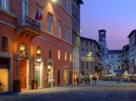 Locanda della Posta Boutique Hotel, hotel a Perugia