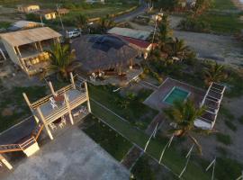 Boca Beach Resort Club, hotel em Crucita