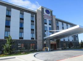 Comfort Suites Airport on Meridian, hotel near Will Rogers World Airport - OKC, Oklahoma City