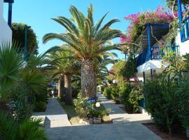 Stella Village Hotel & Bungalows, pet-friendly hotel in Hersonissos