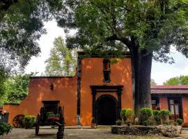 El Marques Hacienda, hotel in Guanajuato