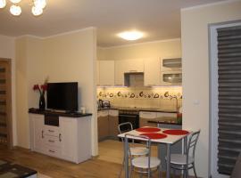 Studio - apartament w Piszu na Mazurach – hotel w Piszu