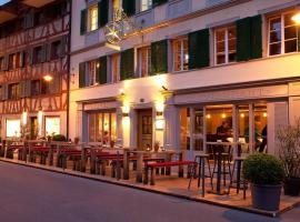 Hotel Restaurant Stern Luzern, Hotel in der Nähe von: Sonnenberg, Luzern