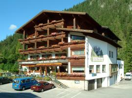 Hotel Alpina Regina, pet-friendly hotel in Biberwier