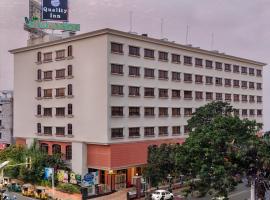 Quality Hotel D V Manor, hotel in Vijayawāda