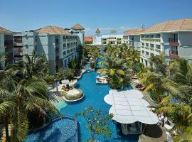 Swiss-Belresort Watu Jimbar, resort in Sanur