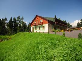 Hotel Polovnik, hotel in Belá