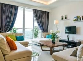 Relax & Chill at Malacca River, apartment in Melaka