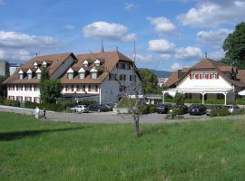 Hotel Restaurant Schlössli, hôtel à Ipsach