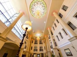 Gostinichnyy Kompleks Tobol, hotel in Kostanay