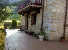 Casa Rural Goikoetxe, hotel near Gorbea Mountain, Zeanuri
