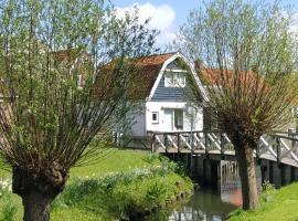 Vakantiehuis uus Klinte Hindeloopen, budget hotel in Hindeloopen