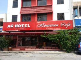 AG Hotel Penang, hotel near Queensbay Mall, George Town