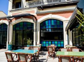 Hôtel Villa-Lamartine, hotel in Arcachon