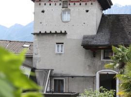 Ristorante degli Angioli, hotel ad Ascona