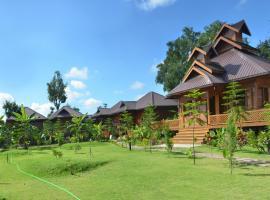 Blue Vanda Lodge, hotel in Nyaungshwe Township