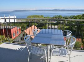 Appartements Vacances Saars 33, hôtel à Neuchâtel près de: Laténium
