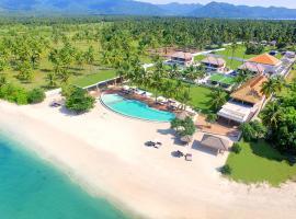 Anema Wellness & Resort Gili Lombok, hotel in Tanjung