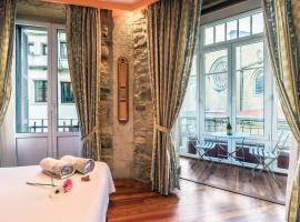 Pensión Ab Domini, hotel in San Sebastián