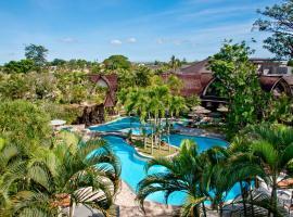 Hotel Vila Lumbung, resort in Seminyak