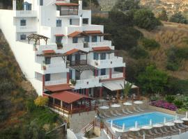 Sky Beach Hotel , διαμέρισμα στην Αγία Γαλήνη