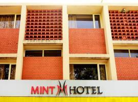 Mint Hotel Chandigarh, hotel in Chandīgarh