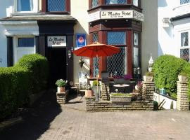 Le Maitre, B&B in Southport