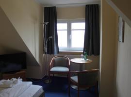 Kur- und Ferienhotel Sanddorn, Hotel in der Nähe von: Kurpark Warnemünde, Warnemünde