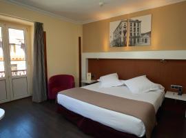 Gran Hotel España, hotel en Oviedo