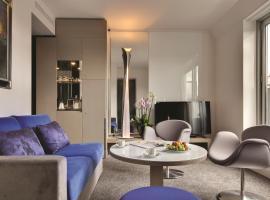 La Villa Maillot, hotel em Paris