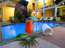 Marlim Porto Hotel, hotel em Porto Seguro
