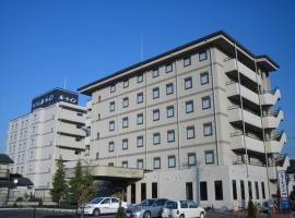 Hotel Route-Inn Yuki, hotel near Daiho Hachiman Shrine, Yuki