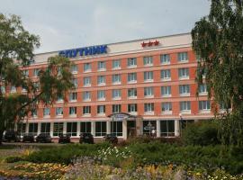 Гостиница Спутник , отель в Минске