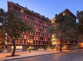 Novapark, hotel in Santiago