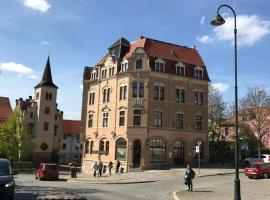 Klein Apartment mit 2 Ferienwohnungen, Hotel in Naumburg (Saale)