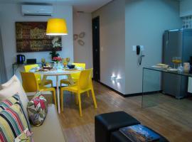 Flat 508 Recife, aluguel de temporada no Recife