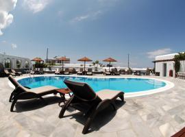Sofia Village, pet-friendly hotel in Mýkonos City