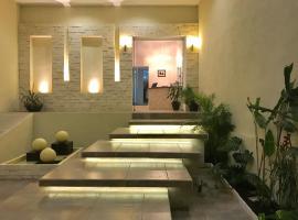 Margarett Modern Hotel, отель в городе Вальядолид