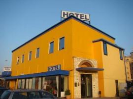 Hotel Villabella, hotell i San Bonifacio