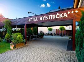 Hotel Bystricka, hotel in Martin